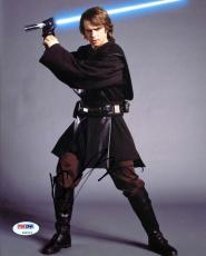 Hayden Christensen Star Wars Episode III: Revenge Of The Sith 8X10 PSA #Z92213