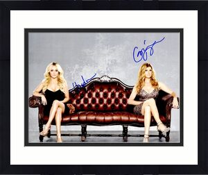 Hayden Panettiere and Connie Britton Signed - Autographed NASHVILLE 11x14 inch Photo - Guaranteed to pass BAS