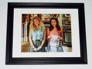 Hayley Orrantia Autographed 8x10 Color Photo (framed & Matted) - The Goldbergs!