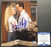 HBO!!! Bill Paxton Chloe Sevigny Signed BIG LOVE 8x10 Photo #1 BECKETT BAS