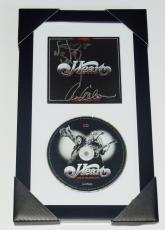 Heart Autographed Live Cd (framed & Matted) - Ann & Nancy Wilson - W/ Proof!