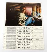 "Heart Beat 8"" x 10"" Movie Lobby Card Set of (8) ^ Nick Nolte"