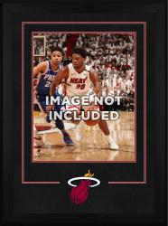 "Miami Heat Deluxe 16"" x 20"" Frame - Mounted Memories"
