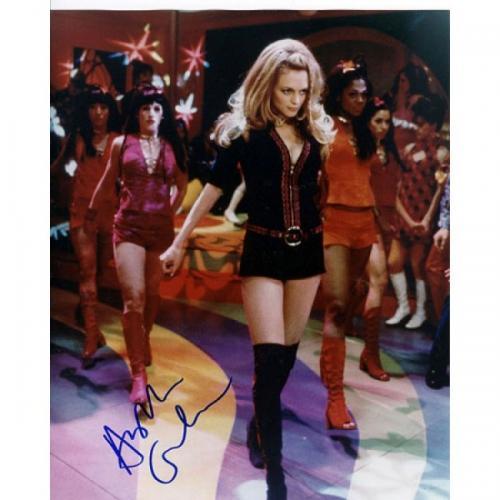 Heather Graham Autographed Austin Powers: The Spy Who Shagged Me 8x10 Photo