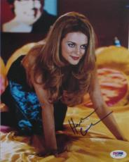 Heather Graham Signed Austin Powers Authentic 8x10 Photo (PSA/DNA) #Q26728