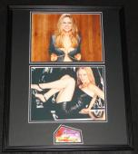 Heather Graham Signed Framed 16x20 Photo Set Boogie Nights The Hangover
