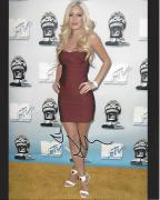 """HEIDI MONTAG of TV Series """"THE HILLS"""" Signed 8x10 Color Photo"""