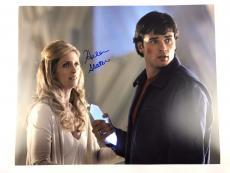 Helen Slater Authentic Autograph Smallville 16x20 Photo COA Signed Picture 2