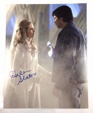 Helen Slater Authentic Autograph Smallville 16x20 Photo COA Signed Picture 3