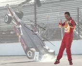 Helio Dancing With The Stars Indy 500 Autographed Signed 8x10 Photo UACC RD AFTA