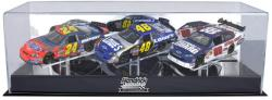 Hendrick Motorsports 25th Anniversary 1:24 Scale 3-Car Case