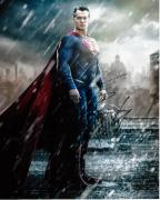 Henry Cavill Signed - Autographed Batman v Superman: Dawn of Justice 8x10 inch Photo - Guaranteed to pass BAS