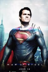 Autographed Henry Cavill Memorabilia Signed Photos Other Items