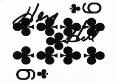 Henry Hill Signed Goodfellas Playing Card 9 Nine of Clubs PSA/DNA COA Gangster
