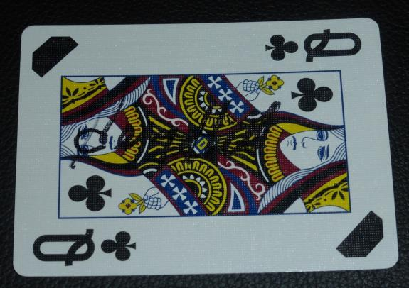 Henry Hill Signed Goodfellas Playing Card Q Queen of Clubs PSA/DNA COA Gangster