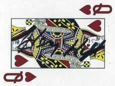 Henry Hill Signed Goodfellas Playing Card Q Queen of Hearts PSA/DNA COA Gangster