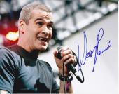 Henry Rollins signed Sons of Anarchy 8x10 photo W/Coa Black Flag #6