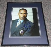 Henry Simmons Signed Framed 8x10 Photo NYPD Blue