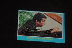 "Henry Winkler 1976 Topps Happy Days Signed Autographed Card #14 ""the Fonz"