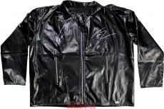 Henry Winkler Autographed Costume Biker Jacket Inscribed Fonz