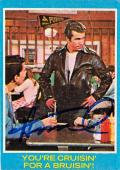 Henry Winkler autographed trading card (Happy Days the Fonze) 1976 Topps #21