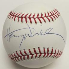 Henry Winkler Signed Authentic Autographed MLB Baseball PSA/DNA #Y83893