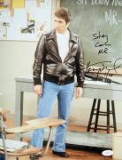 Henry Winkler Signed HAPPY DAYS FONZIE 11x14 Photo JSA
