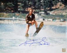 "Henry Winkler ""The Fonz"" Happy Days Signed 11x14 Photo Jumping The Shark"