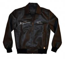 "Henry Winkler ""The Fonz"" Happy Days Signed Faux Leather Jacket"