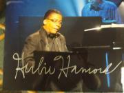 Herbie Hancock Signed 11x14 Grammy Winner Jazz Legend