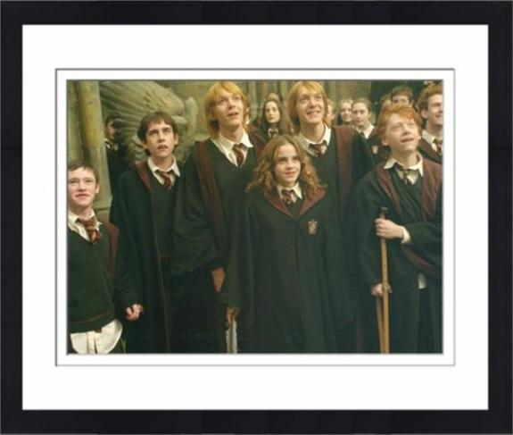 Hermione Granger 8x10 photo (Harry Potter, Hogwarts School, Emma Watson) #4 Matted & Framed