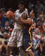 "Roy Hibbert Georgetown Hoyas Autographed 8"" x 10"" Photograph"