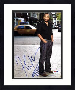 Hill Harper CSI: NY Signed 8X10 Photo Autographed PSA/DNA #Z92490