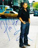 Hill Harper Signed 8x10 Photo Authentic Autograph Ncis: New York Cbs Coa