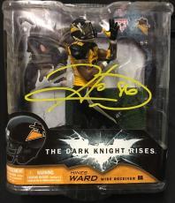 Hines Ward Autographed Batman: The Dark Knight Rises Action Figure