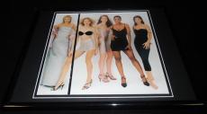 Hollywood Women 1995 Framed 11x14 Photo Display Gwyneth SJP Sandra Bullock