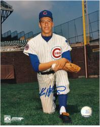 "Ken Holtzman Chicago Cubs Autographed 8"" x 10"" Knee Pose Photograph"
