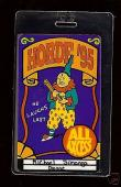 Horde '95 All Access Back Stage Pass Dave Matthews Black Crowes