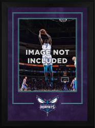 """New Orleans Hornets Deluxe 16"""" x 20"""" Frame"""