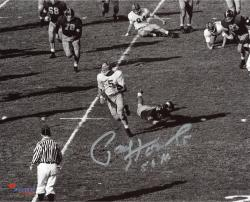Paul Hornung Autographed Notre Dame Fighting Irish 8x10 Photo - 56 H