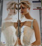 HOT Diana Agron signed 11 x 14, Maxim, Glee, The Family, PSA/COA 2