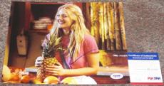 HOT Drew Barrymore Signed 50 FIRST DATES 8x10 Photo PSA