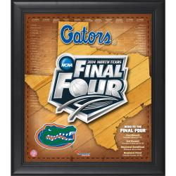 "Florida Gators 2014 Final Four Framed 15"" x 17"" Collage"