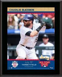 "Colorado Rockies 2014 MLB All-Star Game Sublimated 10.5"" x 13"" Plaque"