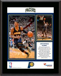 "Paul George Indiana Pacers Franchise Record Most Points in a Season Sublimated 10.5"" x 13"" Plaque"