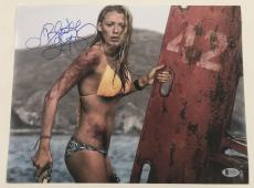 Hot Sexy Blake Lively Signed 11x14 Photo Authentic Autograph Beckett Coa A