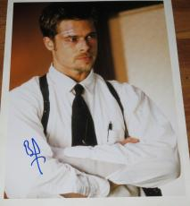 Hot Sexy Brad Pitt Signed 11x14 Photo Autograph Inperson Coa Jolie Ocean's Seven
