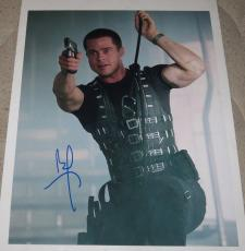 Hot Sexy Brad Pitt Signed 11x14 Photo Autograph Inperson Mr And Mrs. Smith Coa