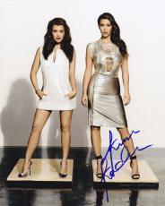 Hot Sexy Kim Kardashian Signed 8x10 Photo Autograph Keeping Up Proof Pic Coa H