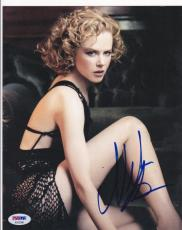 Hot Sexy Nicole Kidman Signed 8x10 Photo Authentic Autograph Psa/dna Coa